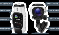 caméra garmin virb elite