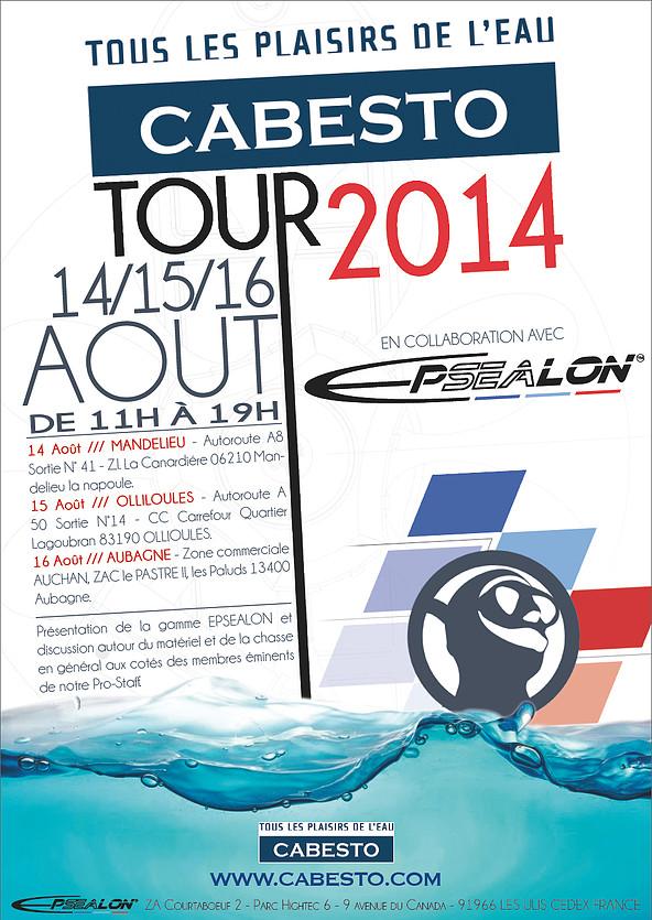 epsealon cabesto tour 2014
