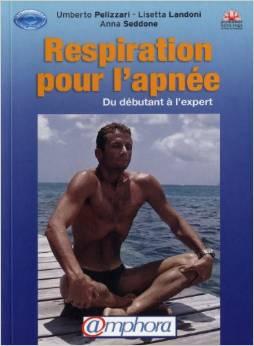 livre pelizzari respiration pour l'apnée