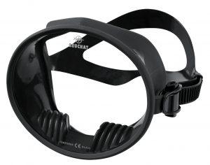 Masque Super Compensator Black Silicone