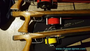 Harpon Carl's Guns : du fusils en bois d'exception