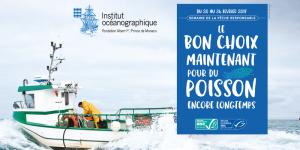 C'est la semaine de la pêche responsable du 20 au 26 février.