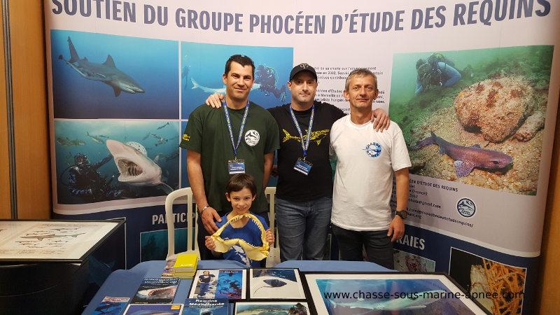 Groupe Phocéen d'Etudes des Requins