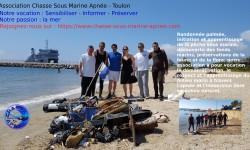 association chasse sous-marine apnée Toulon