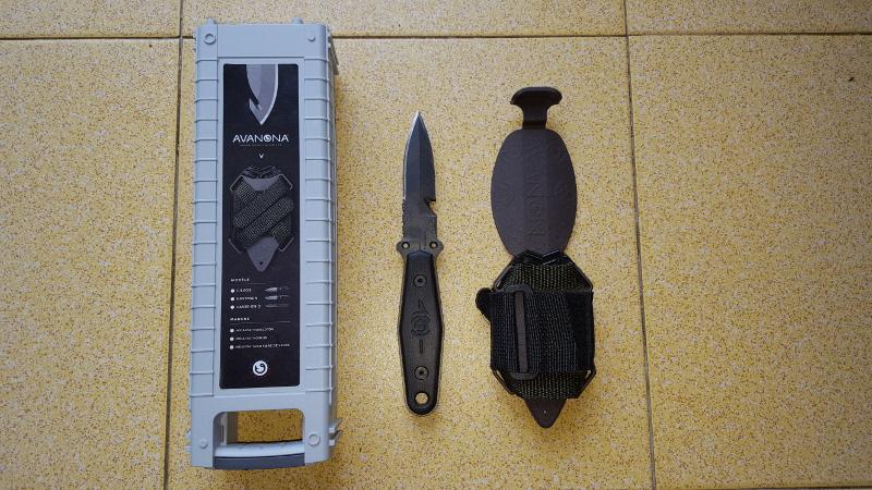 dague sous-marine Avanona