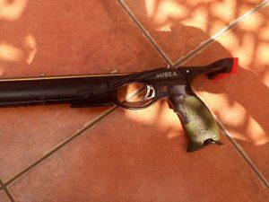 Test fusil harpon Subea SPF540  (Decathlon)